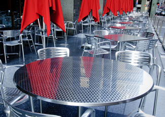 Stainless Steel Tables - Syracuse, NE
